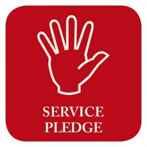 SWA Pledge-Logos-service